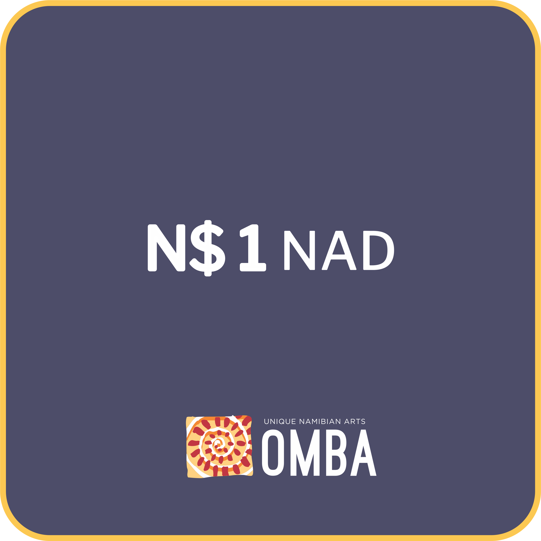 Donation - NAD 1