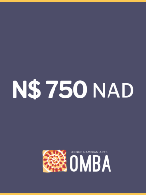 Donation - NAD 750